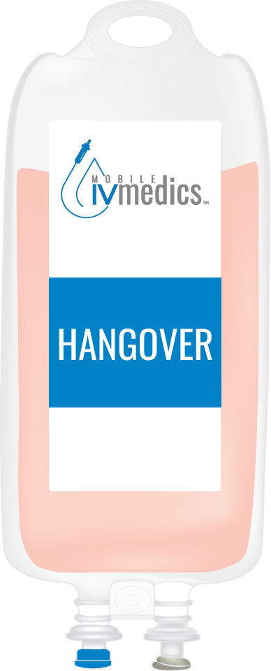 iv therapy for hangover