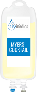 myers cocktail iv therapy