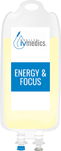 energy and focus iv therapy