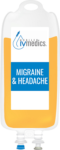 migraine and headach iv therapy